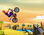 Spider Man dangerous journey játék