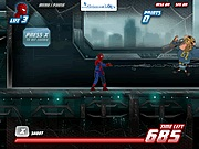 Ultimate Spider-Man the zodiac attack játék